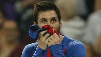 Messi & # 039; s contract renewal talks on the right track