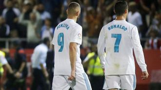 Cristiano Ronaldo and Benzema & # 039; s four goals in 14 Matchdays indicate Real Madrid & # 039; s problem