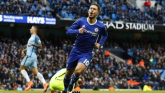 Real Madrid continue Hazard pursuit