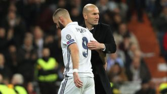 Zidane: Benzema answered his critics