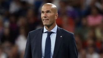 Zidane: Cristiano Ronaldo is always there, he could have scored four