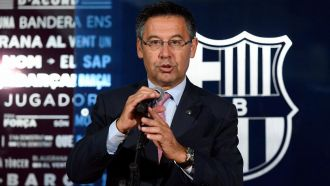Bartomeu: Messi is already playing under the new contract